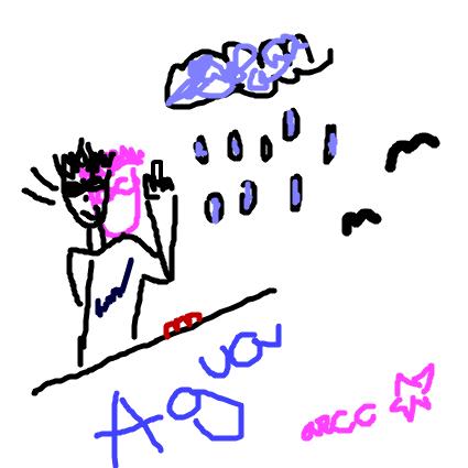 Doodle para todos By Arco estrella, con la mini-colaboracion de agua. Doodleagua-1