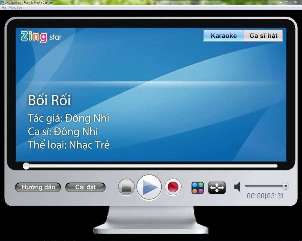 Hướng dẫn cách download nhạc beat trên Star.zing.vn có hình ảnh và âm thanh full Boiroi