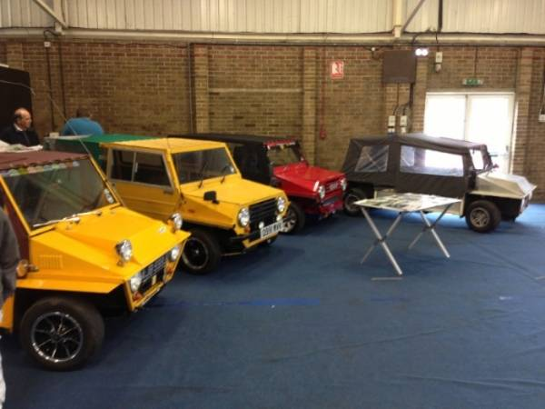 DETLING KIT CAR SHOW (KENT) 13th & 14th APRIL Photo11