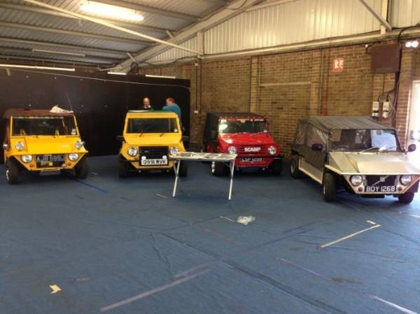 DETLING KIT CAR SHOW (KENT) 13th & 14th APRIL Photo12