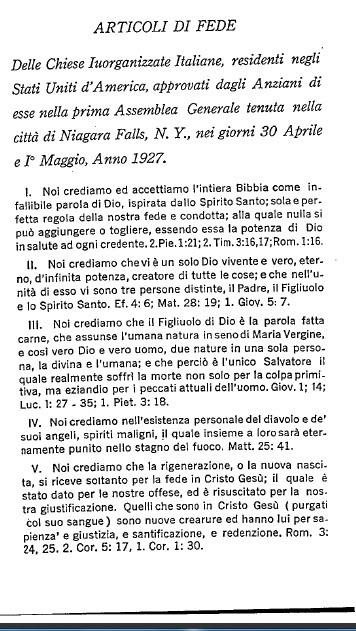 A Bíblia contém a Palavra de DEUS e não é a Palavra de DEUS, vale apena ver ...   12pontosdedoutrinaitaliano1-3