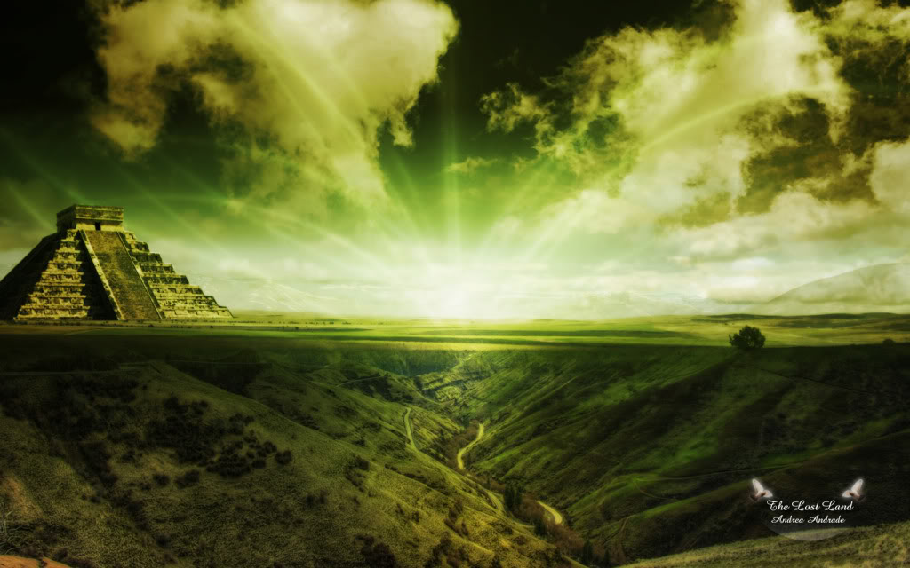 Paisajes Wallpapers #4 The_Lost_Land