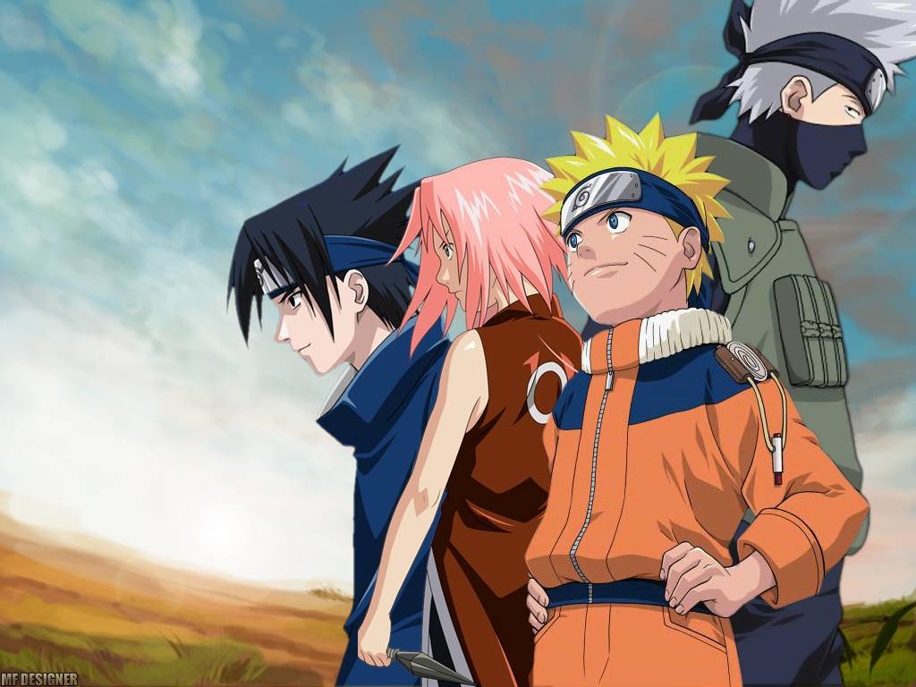 NARUTO--- RESEÑA Naruto-kakashi-sakura-sasuke