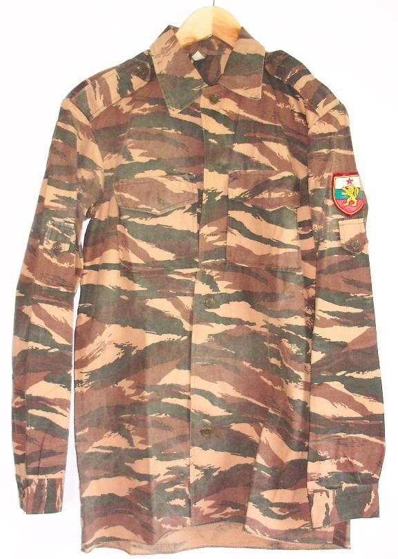 Bulgarian Advisors Uniform BulgarianDesert1