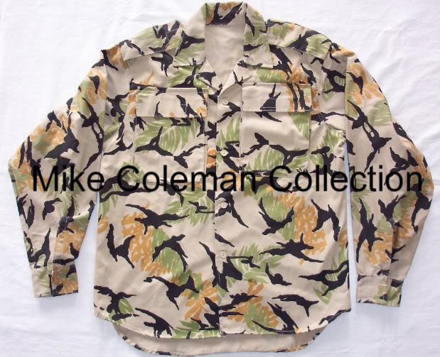 South West African Special Forces Camouflage SWASFcamoshirta