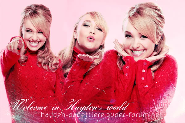 Your 1st Bulgarian Fan Forum About Hayden Panettiere || 2008-2009