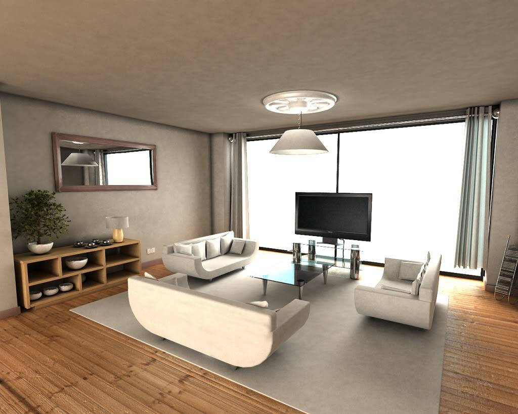 Hayyels' home Apartment_design_by_Duophonix
