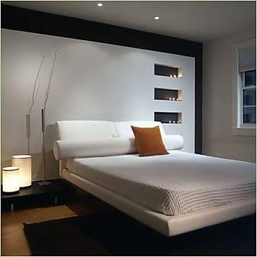 Hayyels' home Modern-bedroom-decoration-inspiration