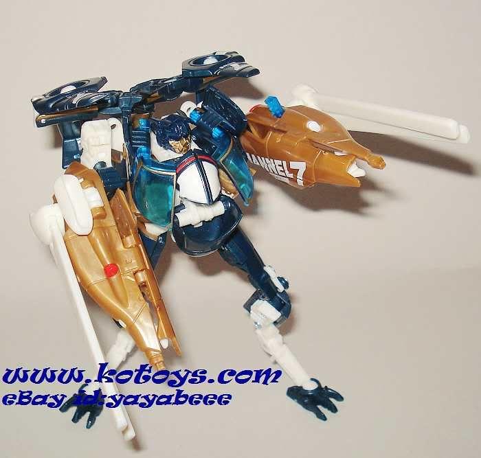 Transformers Revenge of the Fallen toys Heli5