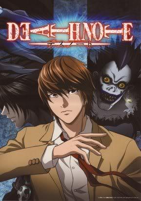 Trama:Death Note Death-note