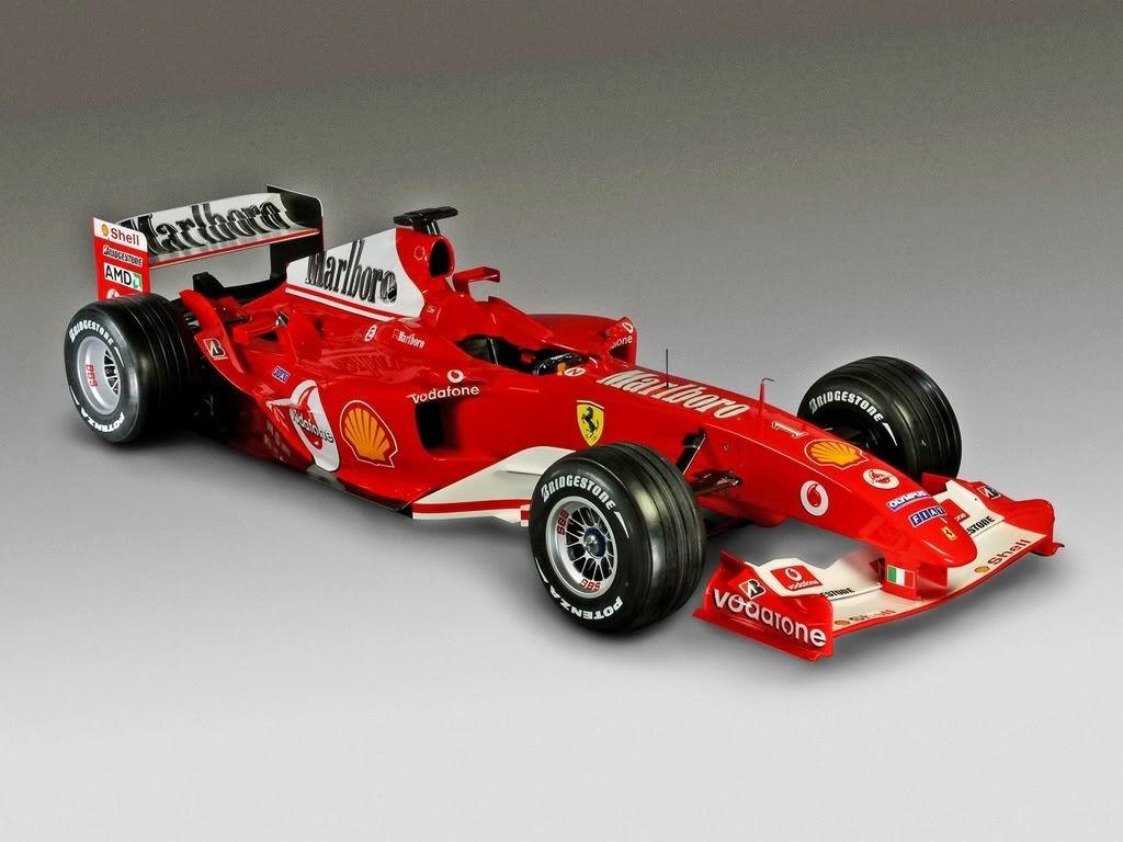 Crvena magija - Page 2 FerrariF2004