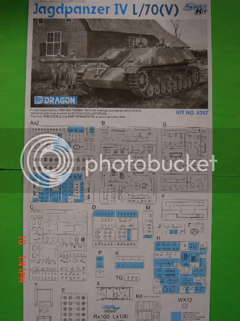 Jagdpanzer IV L/70 V DSC06006
