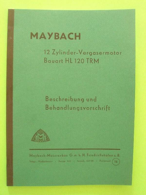 Maybach HL 120 TRM manual DSC03749