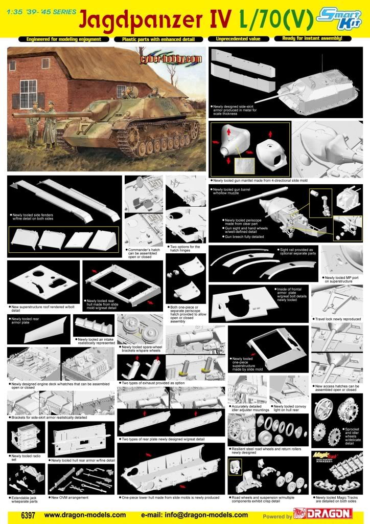 Jagdpanzer IV L/70 V 6397_POSTER_ch