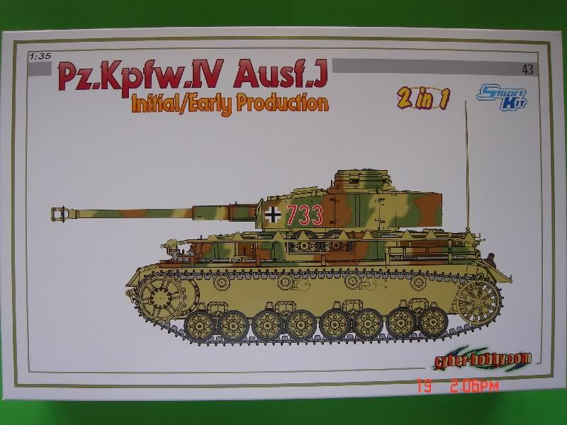 Pz IV J Initial/Early Dragon DSC05662
