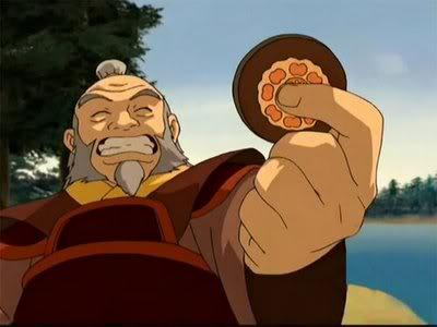 Movie Discussion: The Last Airbender Happy-iroh