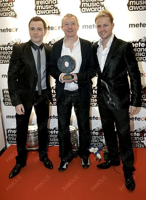 Meteor Ireland Music Awards 2009 Meteors17march09dublin25
