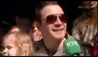 The Filans @ St. Patrick's Day's Parade 17.03.09 Shanenicole17march2009stpatricksday