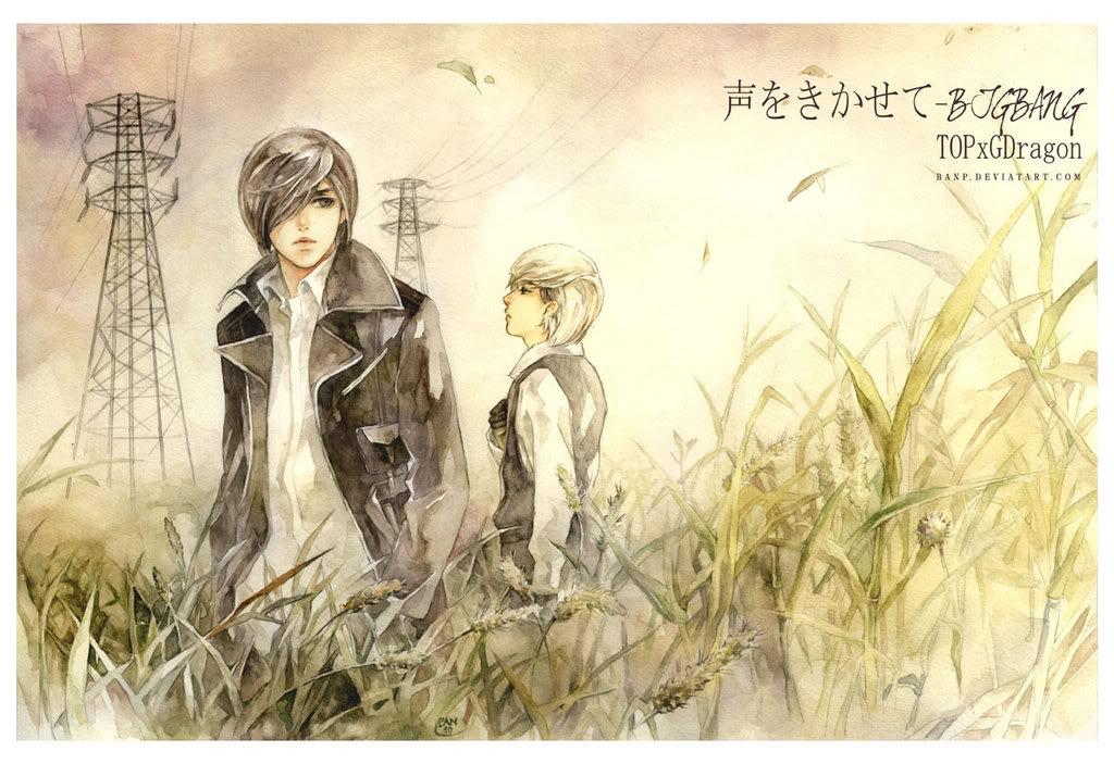 Hình manga của các nhóm nhạc Hàn Can__t_forget_by_BANP