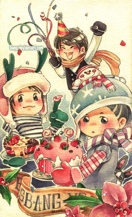 Hình manga của các nhóm nhạc Hàn Icecream_cake_Party_by_BANP
