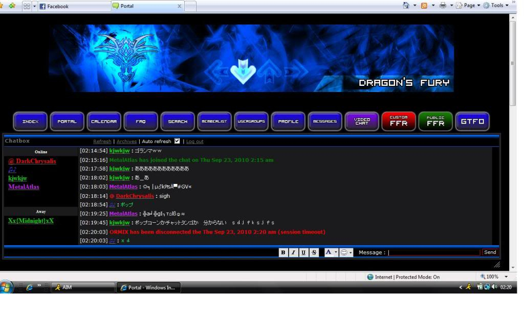 Chat Hall of Fame! - Page 5 Randomchat