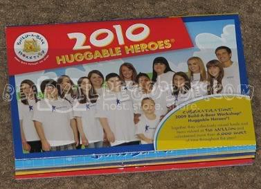 2010 Huggable Heroes Calendar 2010hhcalendar