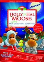Holly and Hal Moose DVD now availble! DVDFrontCover_150