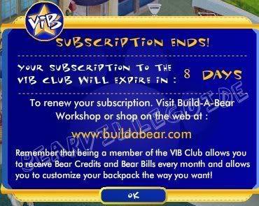 When V.I.B Expires VIBthing