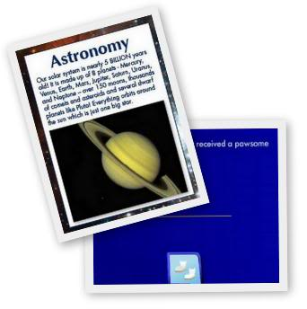 Paws Fur Nature: Astronomy Astrodone