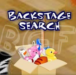 New Hidden Room! Backstagesearch