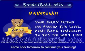 Basketball Spin Basketball1