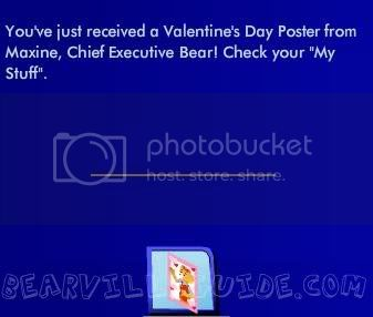 Maxine's February Gift Febmaxine