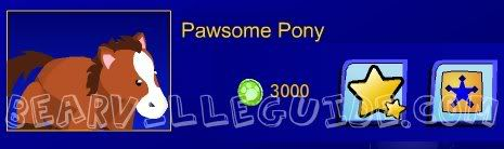 Pawsome Pony now Available! Finalpony