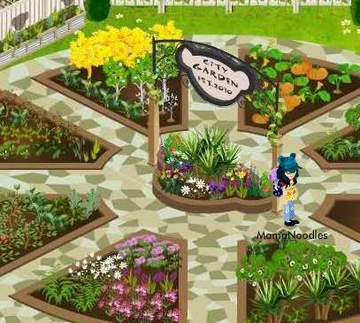 City Garden Walkthrough Garden2
