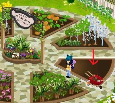 City Garden Walkthrough Garden3