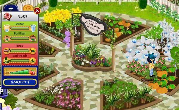 City Garden Walkthrough Garden7