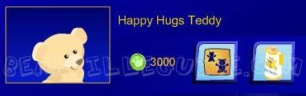 Happy Hugs Teddy! Happyhugsteddy