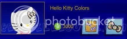 Hello Kitty Colors Hkcolors