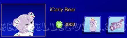 iCarly Bear ICarlybear