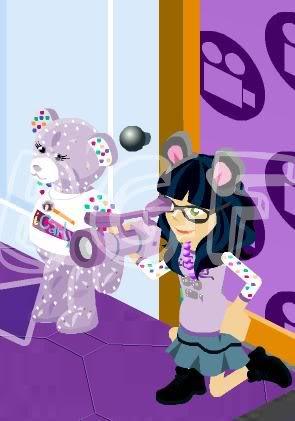 iCarly Bear Icarlybearmove