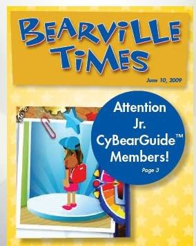 New Issue of the Bearville Times June10beartimes
