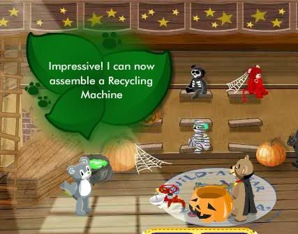 GreenTracks Recycling Machine Quest Guide Machine6
