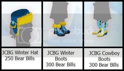 New Jr.CyBearGuide Items Newcybea