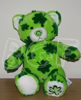 Beary O'Lucky Teddy Realbolbear