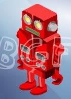 Toys for Tots Quest Robot