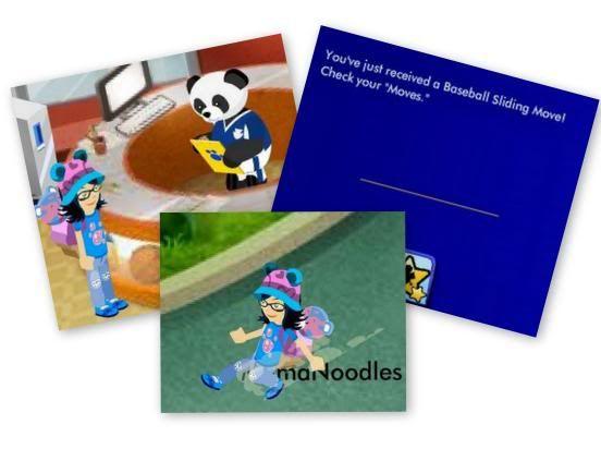 All Star Game Sliding Move From Pawsome Panda!!! Slidingmovedone