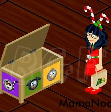 Elf Quest Toy Box! Toyboxs