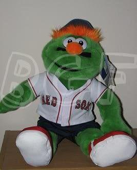 New PSI from Baseball Mascots!! Wallymascot