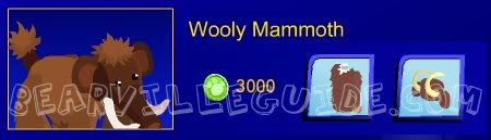 Wooly Mammoth in BABW now! Woolymammothfriend