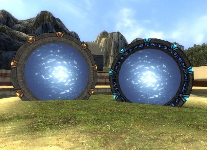 Stargate mod Stargate